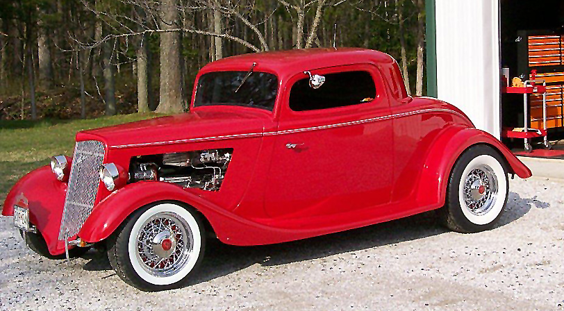 Hot Rod Cable : Hot rod and custom car show photo gallery truespoke