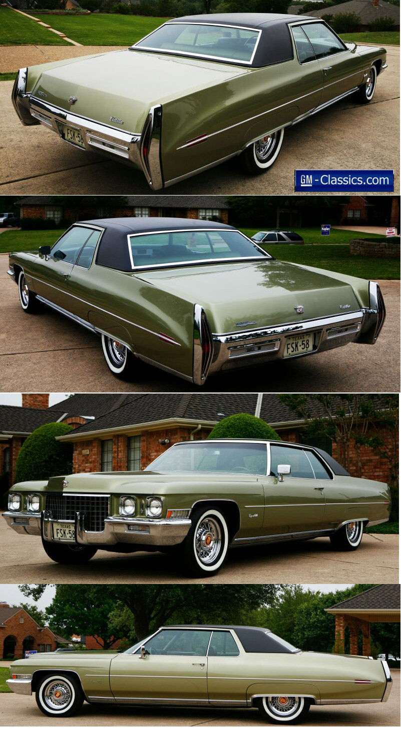 Cadillac Wire Wheels and