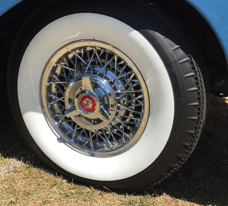 American Classic Bias-Look Radial Tires
