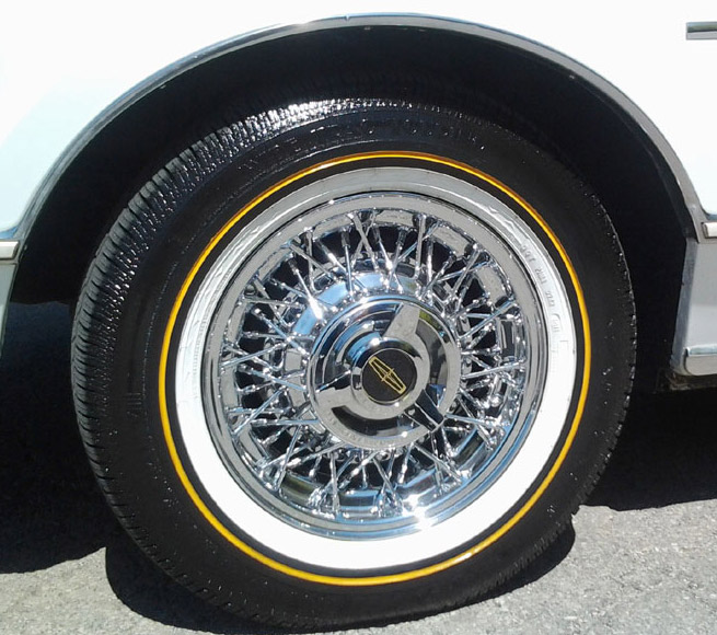Ford Lincoln Mercury Automobiles Customer S Car Show Truespoke
