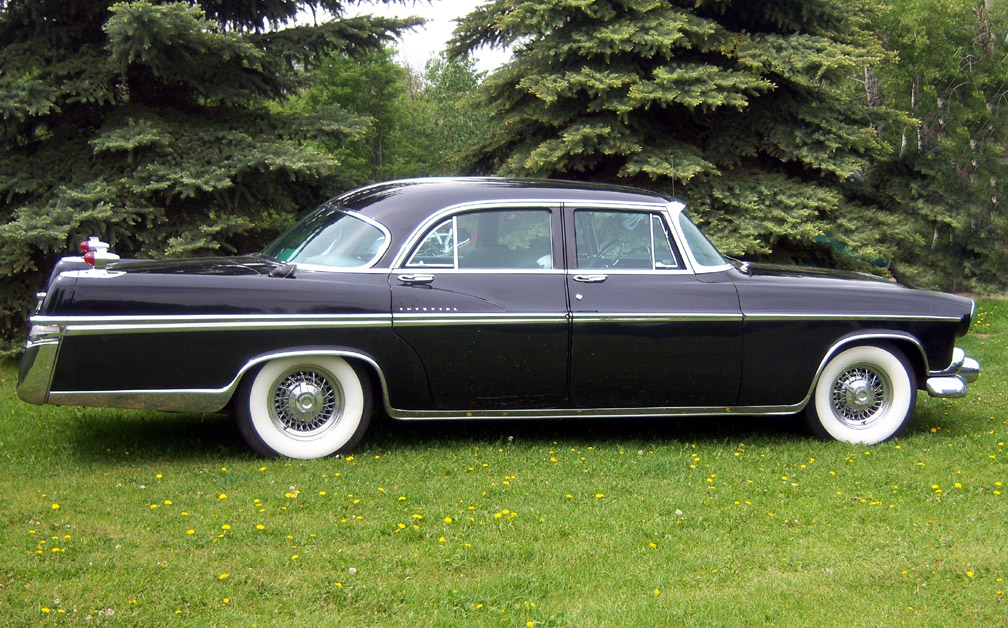 1956 Chrysler Imperial Classic Automobiles