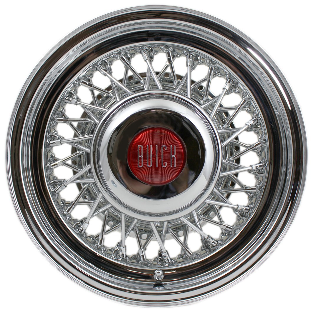Buick Wire Wheels Truespoke Chrome Wire Wheels