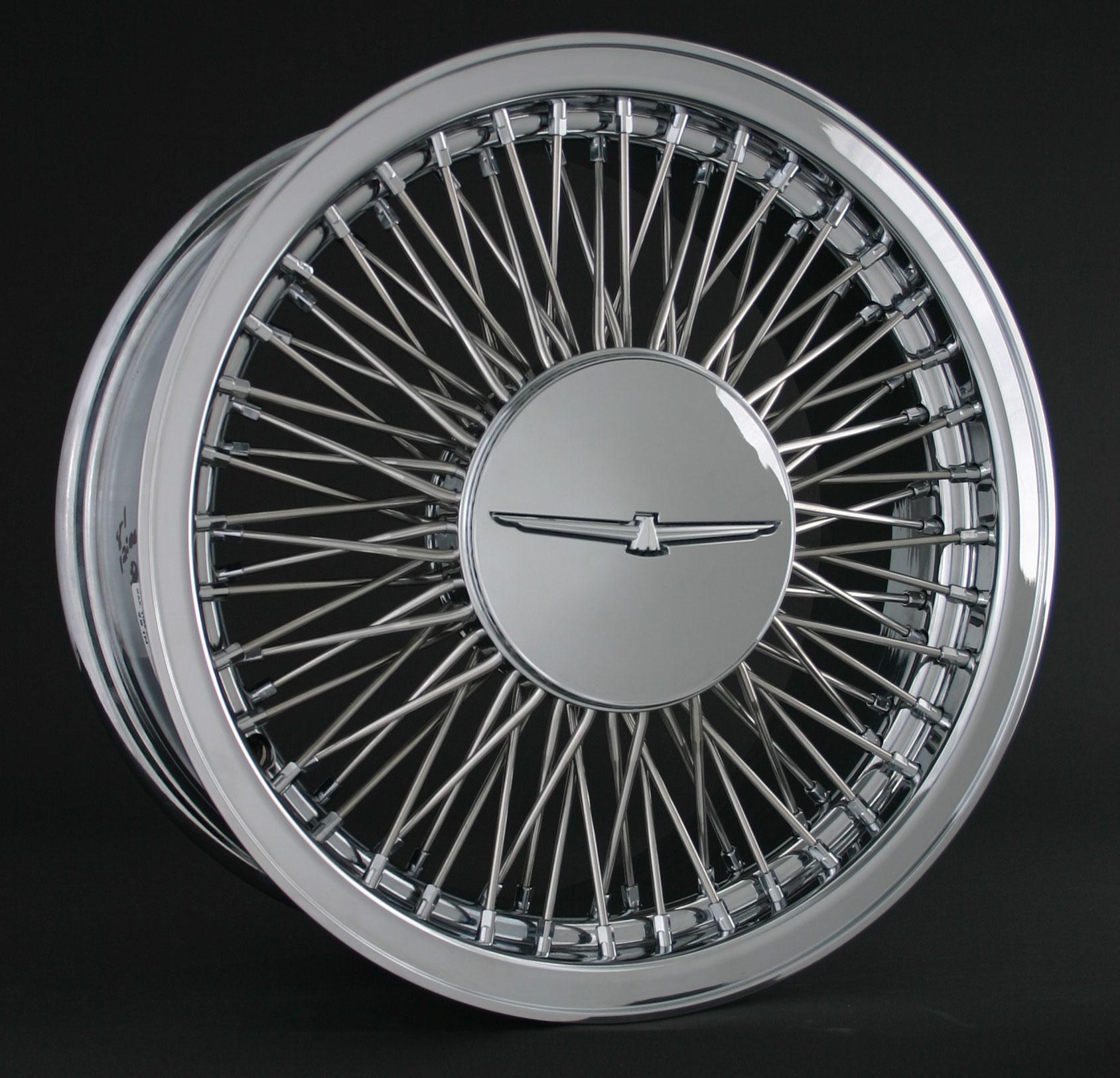 Wire Wheels: Dayton Wire Wheels