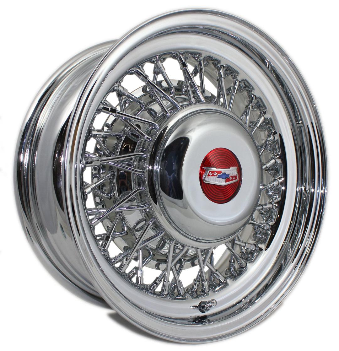 Chevrolet Oldsmobile Pontiac Wire Wheels Truespoke