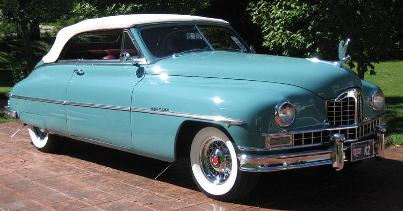 Packard Wire Wheels | Truespoke