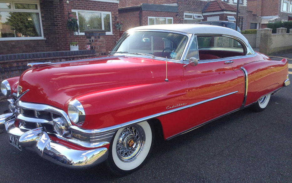 DeanRogers1.jpg (932×583)   Old cars   Pinterest   Cadillac ...