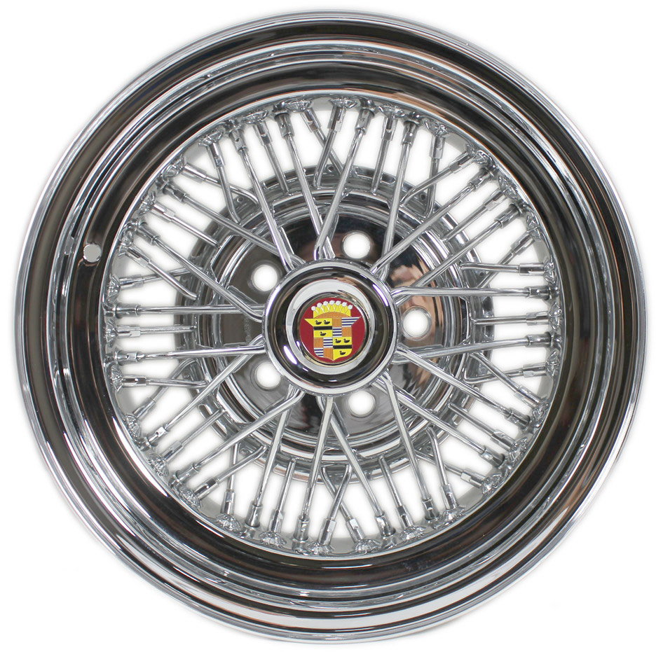 Cadillac Fleetwood Brougham 50 Wire Wheels Vogue Tires Truespoke 1993 Seville Wiring Diagram