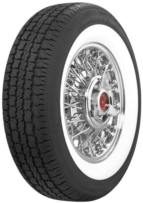 Tbird Wire Wheel Tires