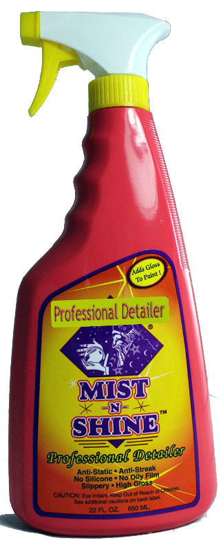 Wizards Wire Wheel Cleaner bottle.