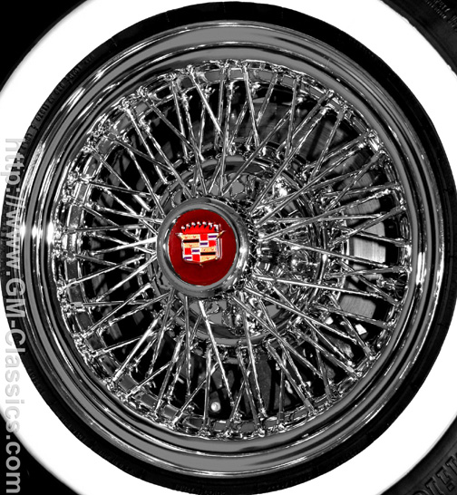 Wire wheels for 80 92 rwd